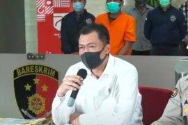 Ambroncius Nababan ditetapkan sebagai tersangka kasus penyebaran konten rasis