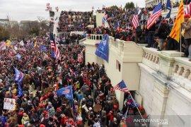 Donald Trump akui bertanggung jawab sebagian atas kerusuhan Capitol