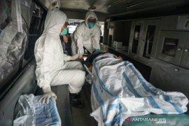 Positif COVID-19 di Indonesia bertambah 11.703 kasus, meninggal tambah 346 orang