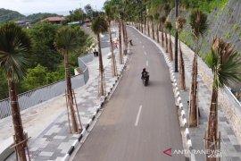 BOPLBF sebut pengerjaan kawasan pedestrian Labuan Bajo rampung 100 persen