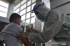 Pemprov Sulawesi Tenggara simulasi vaksinasi COVID-19