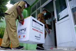 Pendistribusian vaksin COVID-19 di Sulawesi Selatan Page 1 Small