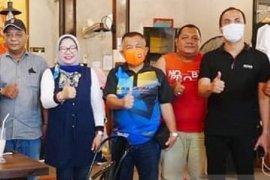 Penyaluran dana hibah untuk hotel Palembang di  bawah target