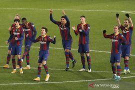 Pemilihan presiden klub Barcelona ditunda karena COVID-19