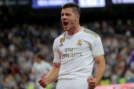 Madrid pulangkan Luka Jovic ke Frankfurt dengan status pinjaman