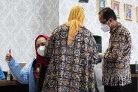 Sejumlah bupati minta masyarakat Lampung tidak ragu divaksinasi COVID-19
