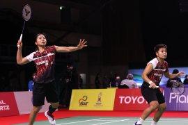 Pasangan Greysia/Apriyani raih gelar juara Thailand Open 2021