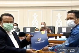 Badan Legislasi DPR RI sahkan 33 Prolegnas Prioritas 2021