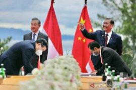 RI-China tingkatkan kerja sama