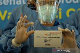 Yogyakarta belum terima laporan efek samping vaksinasi COVID-19
