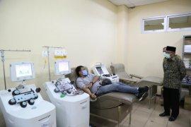 Menko PMK imbau penyintas COVID-19 mendonorkan plasma konvalesen