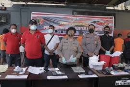 Polda Sulut ungkap 16 kasus Judi togel  selama sepekan