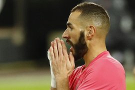 Zidane sebut kembalinya Benzema ke Timnas Prancis adalah kabar baik