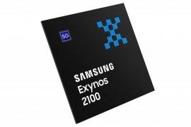 Samsung luncurkan chip ponsel flagship Exynos 2100