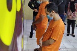 Polrestabes Bandung tangkap vokalis band Kapten karena sabu-sabu