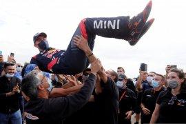 Pebalap Prancis ini  juara Reli Dakar untuk ke-14 kalinya