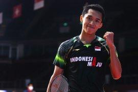 Indonesia meloloskan enam wakil ke perempat final Thailand Open 2020