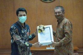 Pemkot Yogyakarta tercepat keempat se-Indonesia dalam penyerahan LKPD 2020