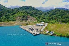 Pemprov Papua apresiasi kesiapan tol laut Pelabuhan Depapre Jayapura