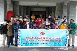 Kaji dampak bagi Kalteng bila pemekaran Provinsi Kotawaringin dilaksanakan