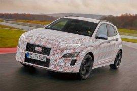 Hyundai rilis SUV KONA baru yang lebih bertenaga dan gesit