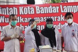 Ini alasan Kepala Bappeda Lampung divaksinasi