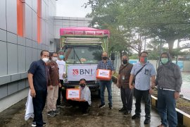BNI salurkan bantuan kepada korban gempa Mamuju