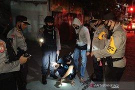 Polres Palu ringkus pelaku narkoba saat operasi KRYD