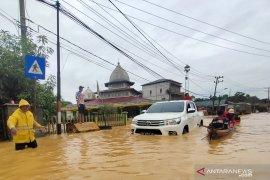 Wilayah Kalsel berpotensi hujan lebat sepekan ke depan