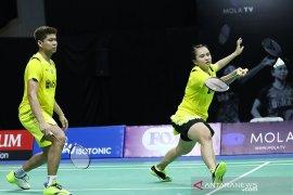Bulu tangkis - Praveen/Melati buka peluang ke semi final