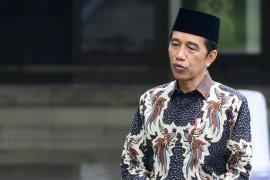 Presiden Jokowi sampaikan belasungkawa atas gempa Majene di Sulawesi Barat