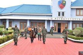 Bantuan TNI segera mengalir ke Sulawesi Barat