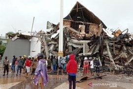 BMKG imbau waspadai potensi tsunami akibat gempa susulan di Majene