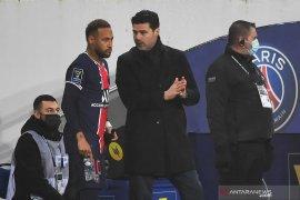 Paris Saint-Germain konfirmasi pelatih Mauricio Pochettino positif COVID-19