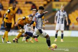West Brom tekuk Wolverhampton, kemenangan perdana bersama Allardyce