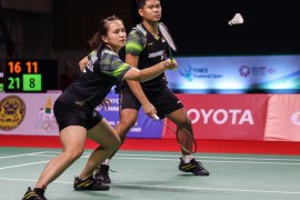 Praveen/Melati tembus ke final Thailand Open 2021