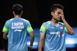 Leo/Daniel bersyukur meski terhenti di semifinal Thailand Open