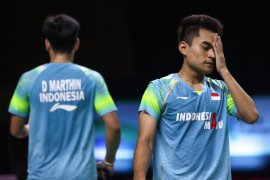 Leo/Daniel singkirkan wakil Denmark untuk ke babak kedua Thailand Open II