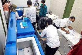 Sekitar 475 nakes di Kota Yogyakarta sudah divaksin COVID-19