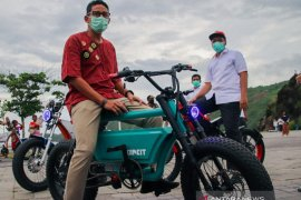 Sandiaga Uno : MoGP Mandalika harus geliatkan perekonomian rakyat