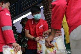 Pertamina salurkan bantuan logistik kepada korban gempa Sulbar