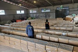 BC beberkan kronolis  penghadangan  penyelundupan  72  juta batang rokok ilegal