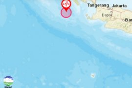 Gempa magnitudo 5,4 terjadi di Pesisir Barat, tak berpotensi tsunami