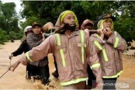 Lima orang tewas akibat longsor di Tanah Laut Kalsel