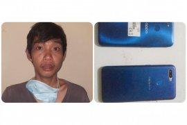 Pelaku jambret HP di Keruak Lombok Timur ditangkap warga