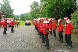 Manggala Agni Daops Sulawesi I turunkan personel ke Sulawesi Barat