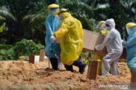Pasien meninggal akibat COVID-19 di Sultra menjadi 170 orang