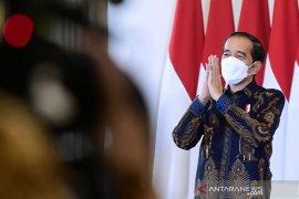 Presiden Jokowi : Kemitraan UMKM dan usaha besar harus saling menguntungkan