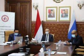 Indonesia dan Rusia tingkatkan kemitraan hadapi tantangan ketidakpastian global