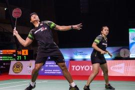 Praveen/Melati harus puas menjadi runner up Thailand Open 2021